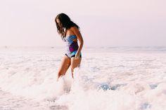 Playing in the ocean – #SMIRNOFFsorbet #GuiltlessPleasure