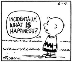 A very good article on the nature of happiness and that money not always can buy happiness. Click the image to read it.