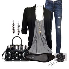 """""""Weekend Fun"""" by pamlcs on Polyvore"""