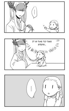 Stop chewing Legolas- 1 by Nanjico