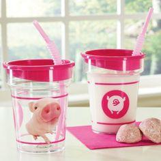 piggy party favors