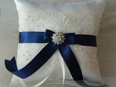 wedding pillow rings - Google Search