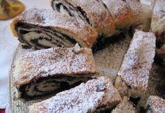 Fireball Blondies - Sugar Dish Me Hungarian Desserts, Hungarian Recipes, Ring Cake, Sweet Cookies, Strudel, Sweet And Salty, Something Sweet, Christmas Desserts, Blondies