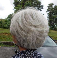 Fifty, not Frumpy: Wear It Wednesday ... Hair