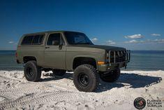 1986 Chevrolet K5 Cucv Blazer Military M1009 M1008 M35A2 M35 Must See   eBay