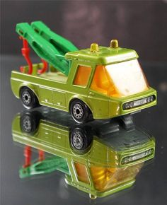 MATCHBOX 1972 No.74 TOE JOE  GREEN LOOSE ENGLAND LESNEY PRODUCTS SUPER FAST #Matchbox #TOWTRUCK  Check out boundlessbargains.com for more great deals.
