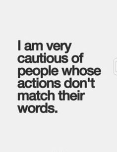 When the words and the actions don't match, always go with the actions. They tell the truth. Life Quotes Love, Quotes To Live By, Fake Ppl Quotes, Quotes About Fake People, Quotes About Not Trusting, Believe Me Quotes, Quotes About Hypocrites, Be Great Quotes, Shallow People Quotes