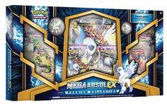 Pokemon Mega Absol EX Premium Collection Box