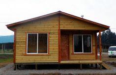 La variedad de precios de casas prefabricadas Natural Life, House In The Woods, Ideas Para, Shed, Outdoor Structures, Beautiful, Cob, Tiny Houses, Design