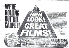 Love this 80s cinema ad!