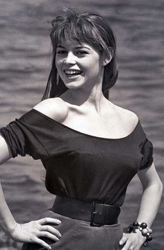 Brigitte Bardot photographed in France at the Cannes Film Festival by Kary Lasch