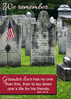 Greater love has no