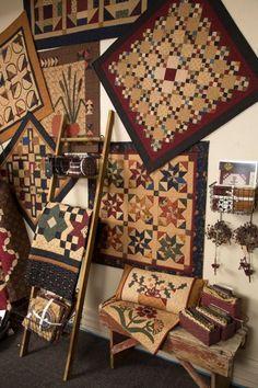 Tour Lynne Hagmeier's Store | AllPeopleQuilt.com