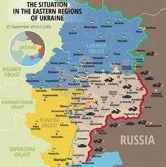Russie/Ukraine: pourquoi la zone démilitarisée voulue par Hollande et Merkel pose problème