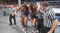 American Alpha vs. The Usos – SmackDown Tag Team Turnier Match: Fotos