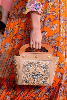Tory Burch at New York Fashion Week Spring 2017 - Details Runway Photos