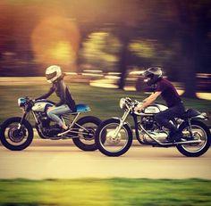 More moto love going on.