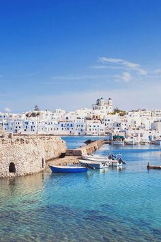 The best Greek islands for couples include Santorini, Mykonos and a few hidden gems! Whether you want to go island hopping, eat delicious food, or find the best photography spots on your vacation, there are plenty of options. If you like the quieter life, there are islands like Paros and Kythira. While if you want a luxury Greek island holiday, perhaps Santorini or Mykonos (with their incredible architecture and views) will be more suitable. #GreekIslands #VisitGreece #TravelInspiration