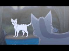 Graystripe x Silverstream AMV- Hymn for the Missing - How can a cat look more sad!!!! :*( POOR GRAYSTRIPE!!!