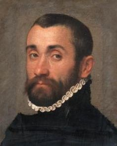Giovan Battista Moroni - Portrait Of A Nobleman