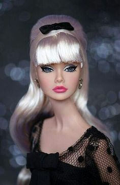 Pretty Barbie
