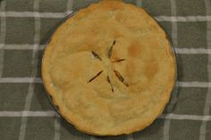 simple apple pie from Cook Like Kayla