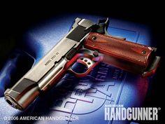 1911 by Rock River Arms Fighter model Rock River Arms, 2nd Amendment, Firearms, Hand Guns, Badass, Hobbies, Platform, Classic, Model