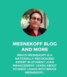 Bruce Mesnekoff Biography - A Student Personal loan Assist Centre