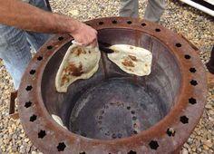 Iraqi Bread Oven