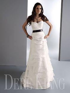 Dere Kiang 11066 Wedding Dress