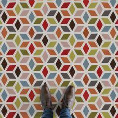 cindy-retro-multicolour-feet-vinyl-flooring