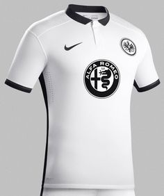Camisa Eintracht Frankfurt 2019 20 (Away Uniforme 2)