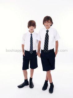 School Uniform in Summer - Guangzhou Boshi Apparel Co., Ltd.