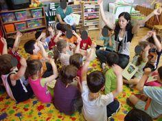 [EN]: Work with Children and for Children; [PT]: Trabalhar com e para Crianças