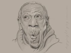 Cosby by Greg Newman