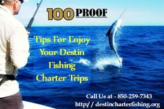 Tips for Enjoy Your Destin Fishing Charter Trips