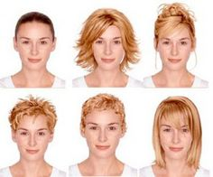 Haircuts for Rounded Square Shapes | Square faces, Face shapes and ...