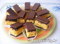 Asztória szelet Tiramisu, Candy, Chocolate, Ethnic Recipes, Food, Essen, Chocolates, Meals, Sweets