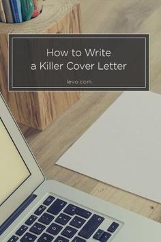 writing cover letter for resume