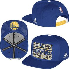 Golden State Warriors Adidas NBA 2013 Youth Draft Hat