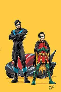 Nightwing #16 (Cover B Ivan Reis & Oclair Albert)