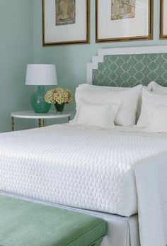 1000 images about my sea foam green room ideas on for Sea green bedroom designs