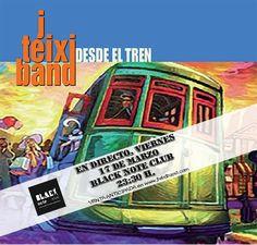 El rhythm&blues de J.Teixi Band en concierto http://www.woodyjagger.com/2017/03/jteixi-band-concierto-black-note-club.html
