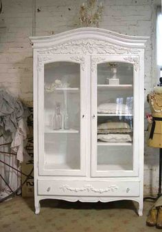 Painted Cottage Chic Shabby French Romantic by paintedcottages
