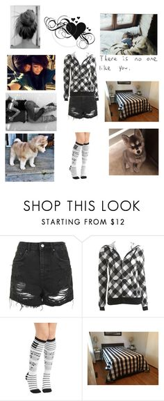 """""""Cuddles"""" by suicidal-melody on Polyvore featuring Topshop, Wet Seal and Rustico"""