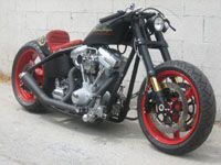 79 Best Fat Bob Custom Images Custom Bikes Custom
