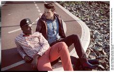 Of colors and men #ofcolorsandmen #colors #colorsandmen #fashion #photography #fashionphotography #men #women #boy #boys #jungs #vangardist #progressive #magazine #online #web #checkitout