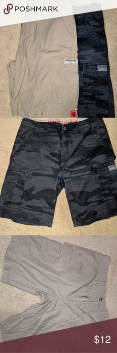 b08ba8de05 Shop Men's UNIONBAY Black Tan size 38 Cargo at a discounted price at  Poshmark. Description: EUC Union Bay Men's Cargo Shorts from smoke free and  pet free ...