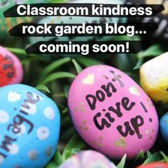 This is one of the cutest ways to spread kindness in your classroom or school Create your very own kindness rock garden! Blog coming soon... 💚👌 #kindnessrocksproject #kindness #kindnessrocks #kindnessmatters #teachkindness #teachstarter #blogcomingsoon #teachersfollowteachers #teachersofinstagram