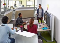 Huddle Spaces are Intuitive & Purposeful, But are They Flexible?